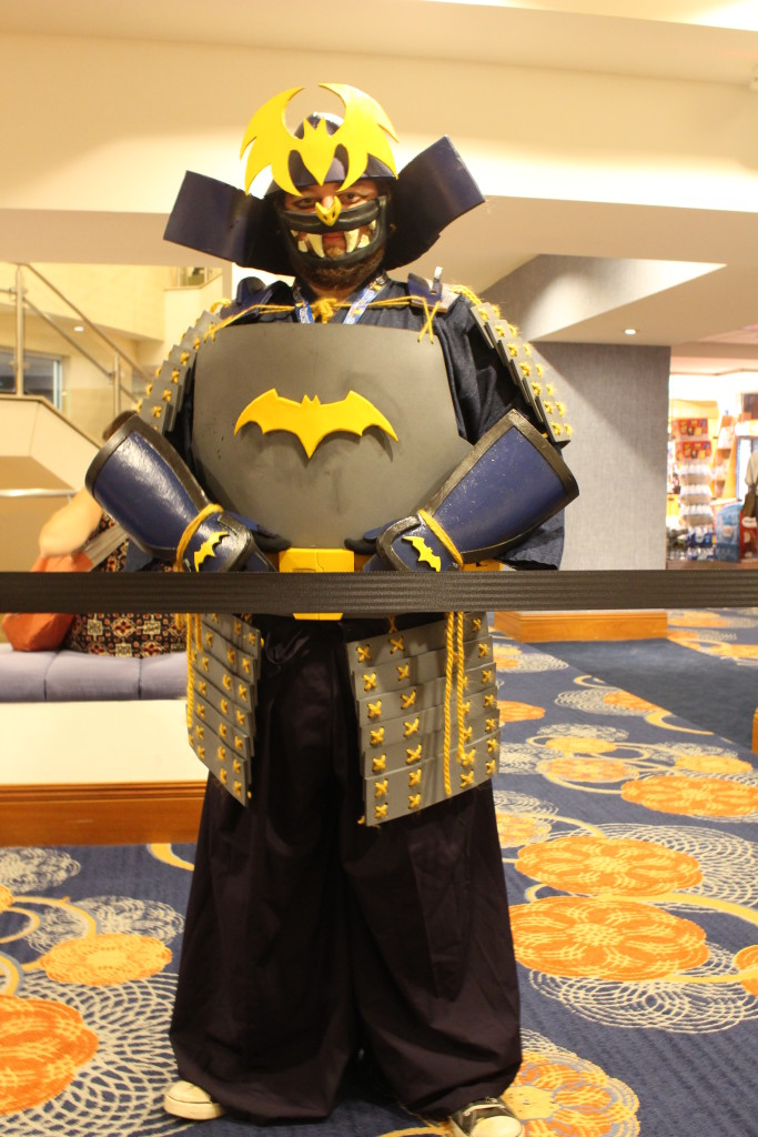 Bat Samurai!