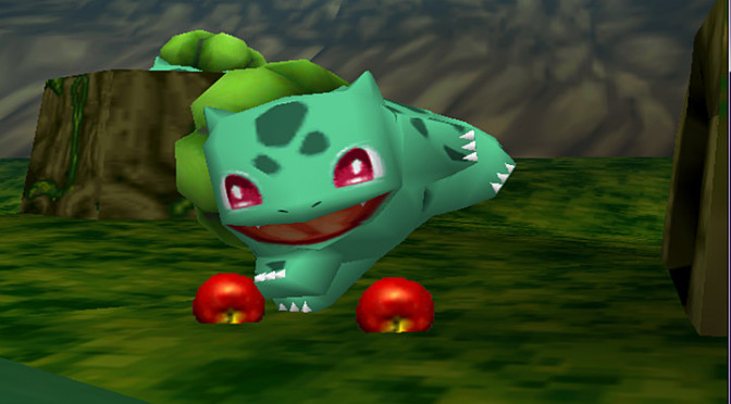 Retro Game Friday: Pokemon Snap