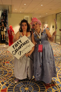 These fairy godmothers didn't exactly promise a happily ever after.
