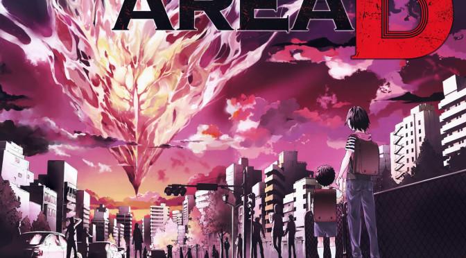 Sensate Saturday: Area D Inou Ryouiki by Nanatsuki Kyouichi