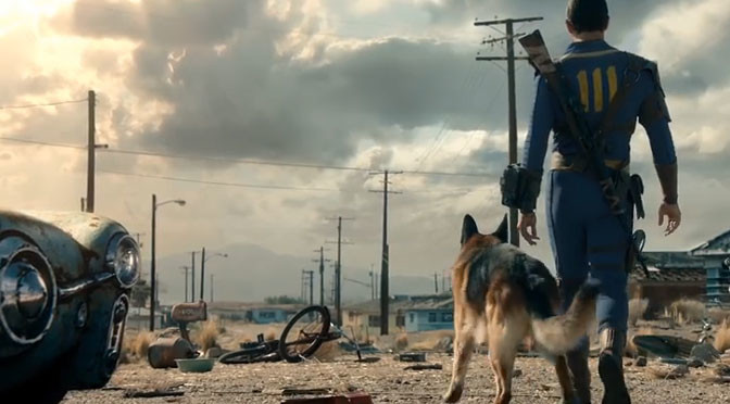 New Fallout 4 Live Action Trailer