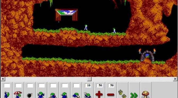Retro Game Friday: Lemmings