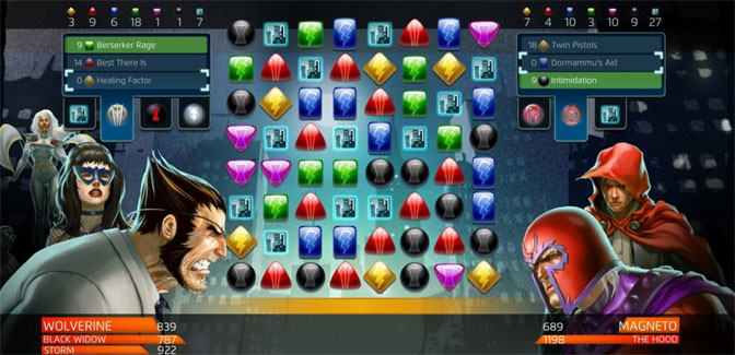 Powerful Puzzling With Marvel Puzzle Quest: Dark Reign
