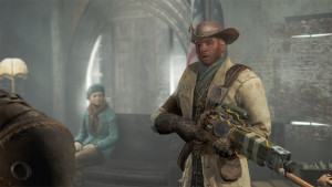 Preston will be your go-to guy if you want to follow Billy's lead and walk the path of the minuteman.
