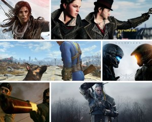 gaming highlights 2015