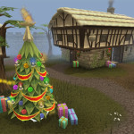 Christmas Comes To RuneScape
