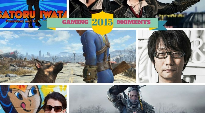 Gaming Highlights of 2015