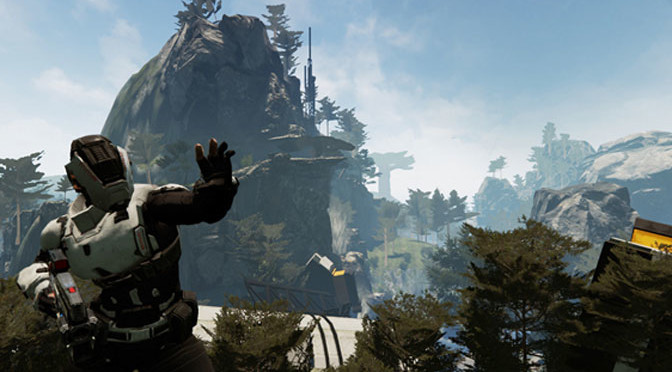 Open World Project Genom MMORPG Launches