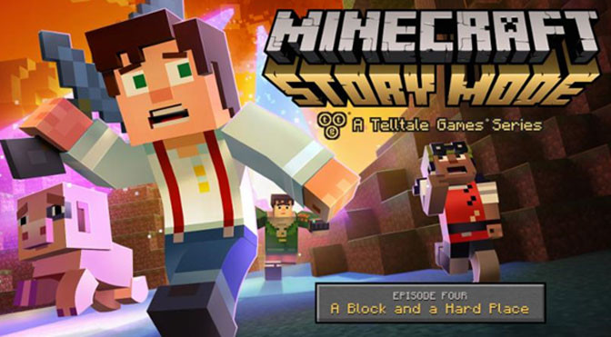 Minecraft: Story Mode Episode Four Gets Holiday Release Date