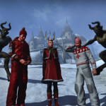 The Secret World Celebrates Christmas With Krampus Monsters