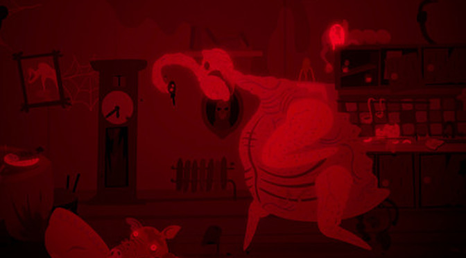 Confronting Nightmares in Bulb Boy