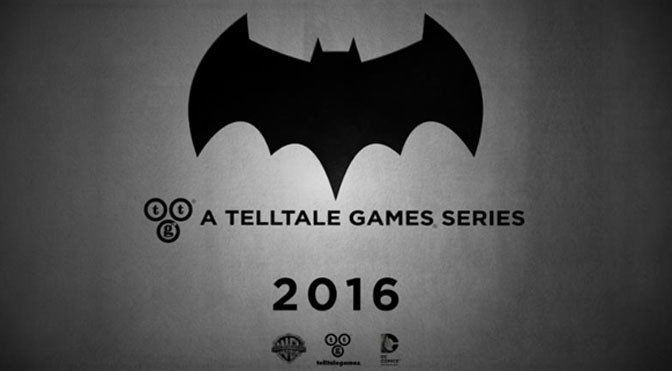 Telltale Games To Take On Batman