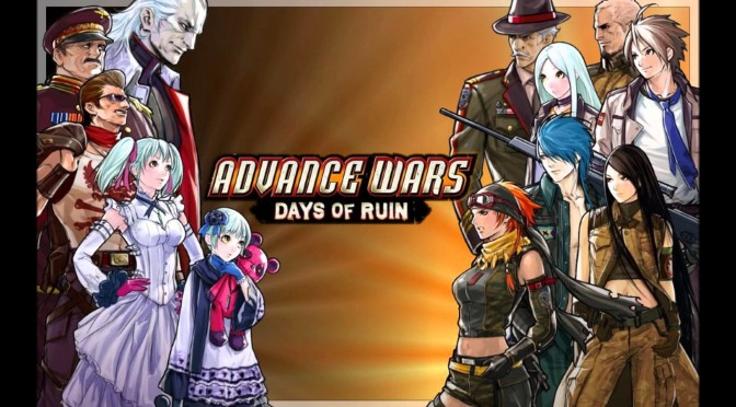 Retro Game Friday: Advance Wars Days of Ruin
