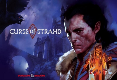 Curse Of Strahd Now Available