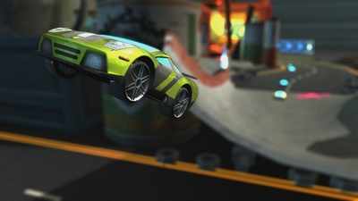 Super Toy Cars Races To PlayStation 4