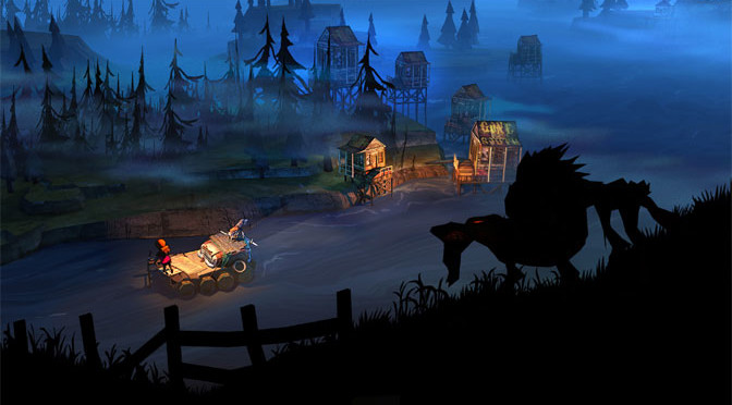 The Flame in the Flood is Swimmingly Great on Switch