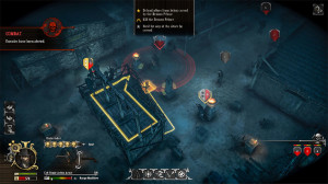 Combat takes place during the day and at night, though other than graphics, it should not make too much difference in gameplay.