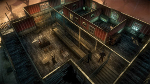 Combat locations offer players plenty of options for cover and height, which makes for some great strategic choices.
