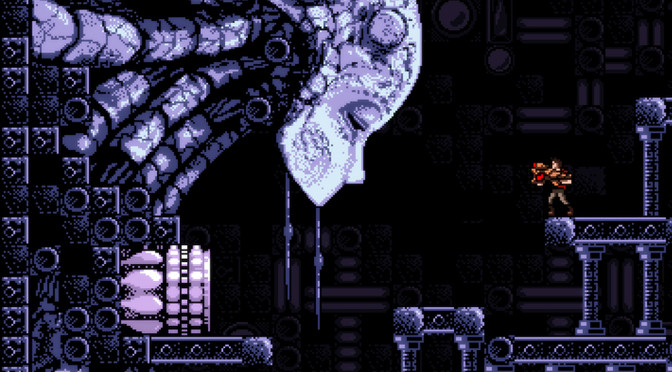 Familiar Territory in Axiom Verge