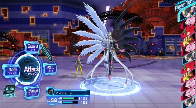 Quickly Evolving With Digimon Story: Cyber Sleuth