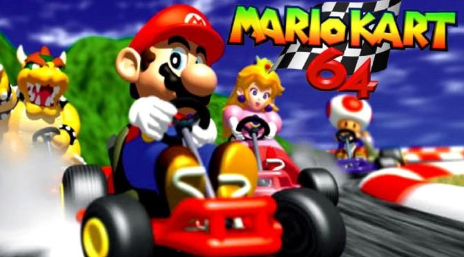 Retro Game Friday: Mario Kart 64