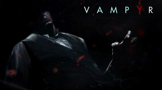 Life is Strange Developer Shows Glimpse of Next Game Vampyr