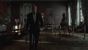 The tux is nice, but we prefer the classic Agent 47 suit.