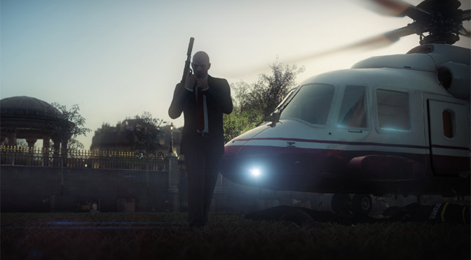 Hitting the Target: First Episodic HITMAN
