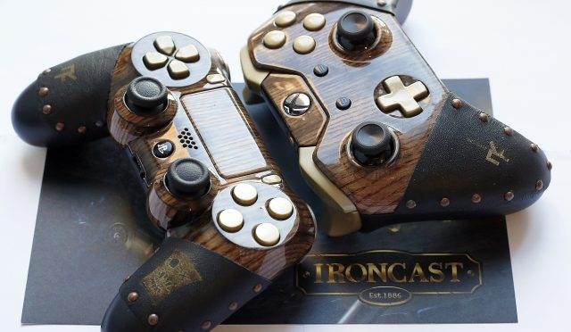 Ripstone Giving Away Ironcast-themed Steampunk Controllers