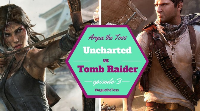 Uncharted vs Tomb Raider