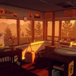 Getting Lost in Firewatch