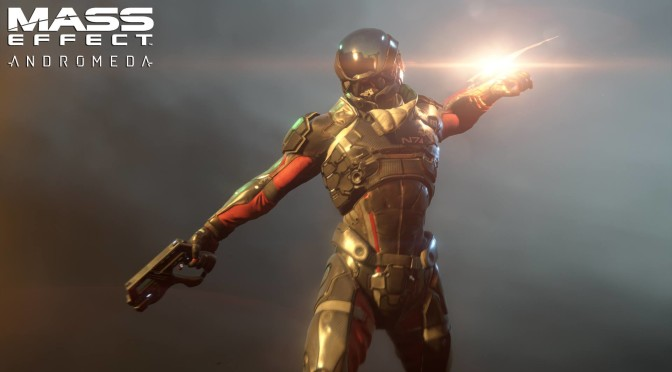 Mass Effect: Andromeda Slips to 2017 Release