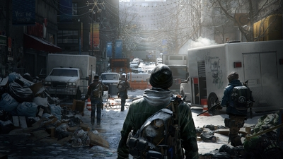 Tom Clancy's The Division Launch Shatters Ubisoft Sales Records