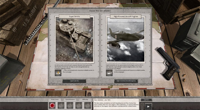 Order of Battle: Pacific Offers Hardcore WWII Strategy