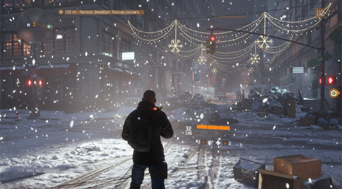 The Division Expansion II Shows off New Trailer