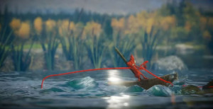 On this episode of fishin' with Yarny, we hook a monster bass using our own foot!