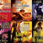 Bookish Wednesday: Kitty Goes to Washington by Carrie Vaughn