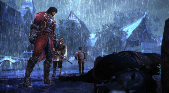 Retro Game Friday: Castlevania Lords of Shadow