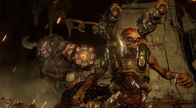 Hellish New DOOM is a Gamer Heaven