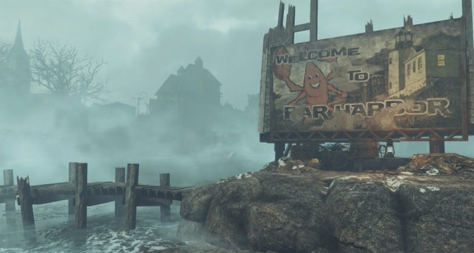 Bethesda Releases First Fallout 4: Far Harbor Trailer