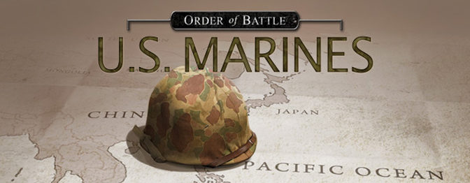 Fight As The US Marines In Order of Battle: US Marines DLC