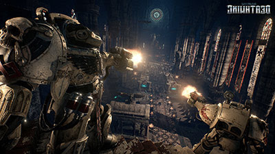 Trailer: Space Hulk: Deathwing