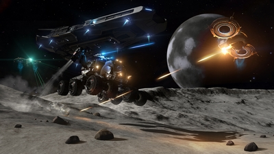Elite Dangerous: Horizons Announced For Xbox One