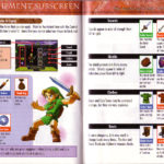 Video Game Tuesday: Game Manuals