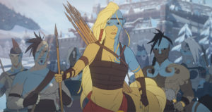 Say hello to the horseborn, the newest race in The Banner Saga 2.