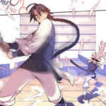 Manga Monday: Musketeer by Kim Joon-Hyung