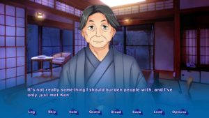 One of the main characters Kenichiro Sakuri is very helpful to the player.
