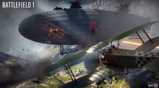 E3 2016: EA Focuses on Battlefield with Mass Effect and Star Wars Teasers