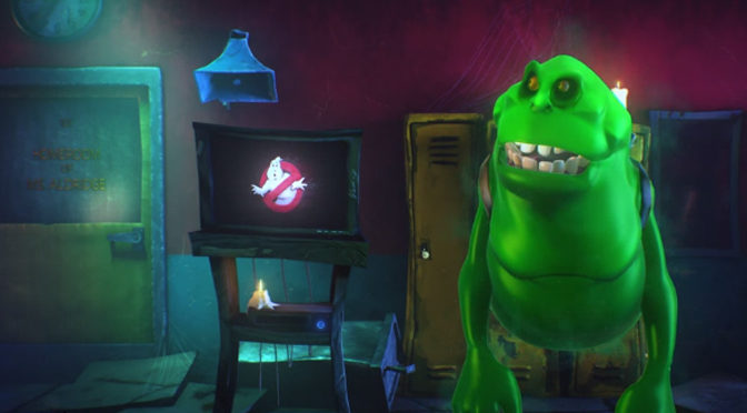 Ghostbusters Ultimate Bundle Game to Release With Movie