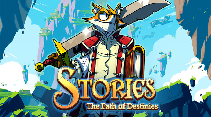 Whimsical Groundhog Day-esque Fun With Stories: The Path of Destinies